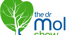 The Dr Mol Show logo