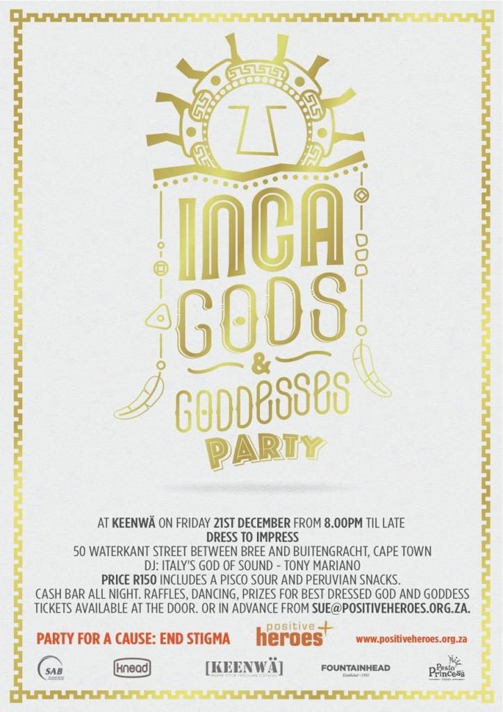 Inca Poster A3